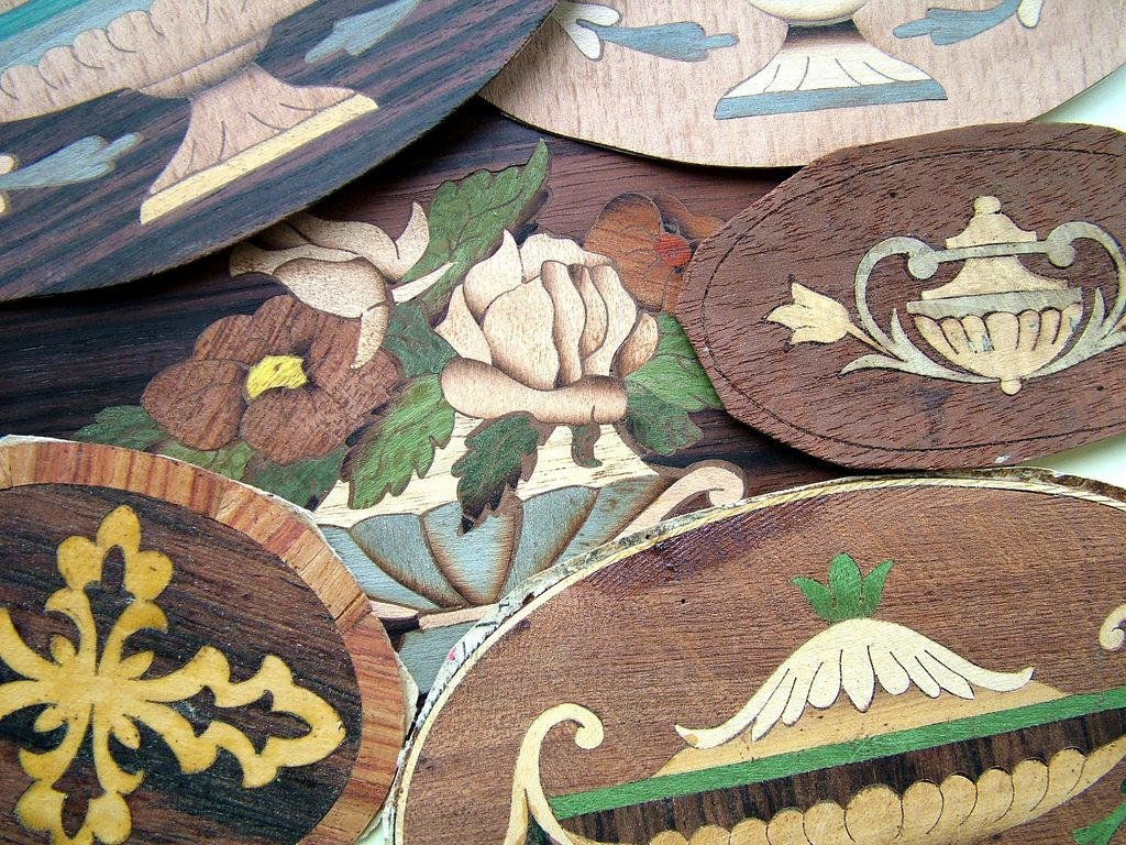 History of Marquetry