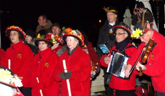 Pheonix Morris group-Croxley Green Wassail Evening 27th Jan 2012-Stuart king- image  - Copy