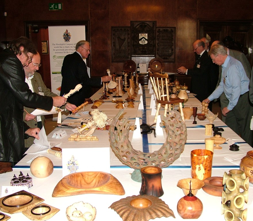 Wizardry in Wood 2012-Carpenters Hall-London (317)